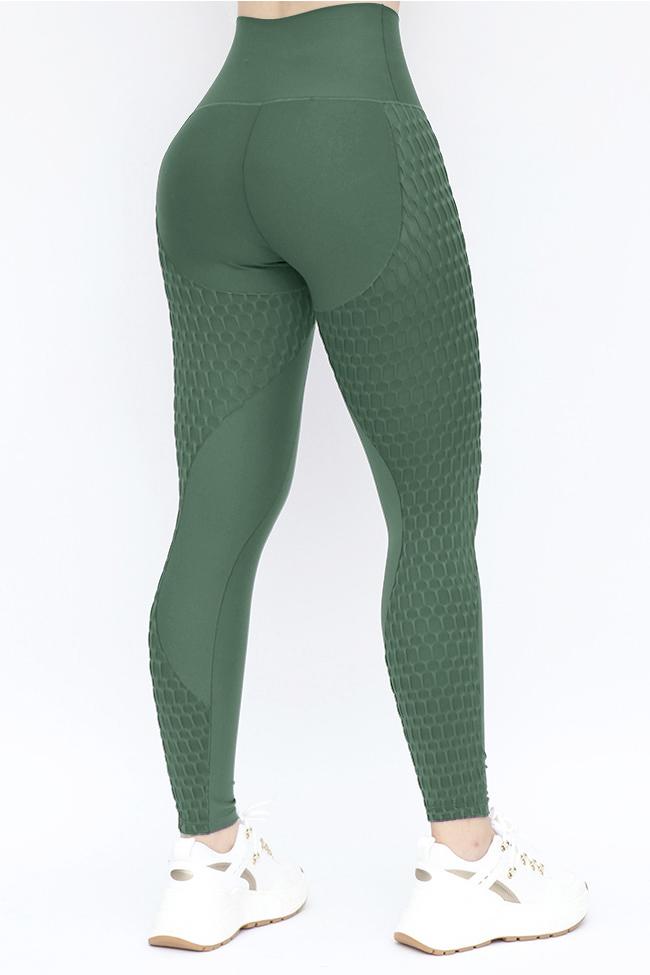 Leggin deportivo diseñado para todo tipo de actividad física, confeccionados con textiles colombianos con propiedades  -COLDRY- para el control de humedad y secado rápido.